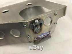 Ford Escort Mk1/Mk2 Alloy Injection Fuel Tank & Stand Rally race track car