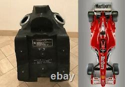 Formula 1 Ferrari F1 F2004 Carbon Schumacher ATL Fuel Tank Race Used