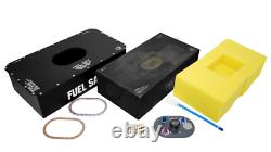 Fuel Safe Pro Cell E85 Race Car FIA Fuel Tank Aluminium Container 120 Litres A