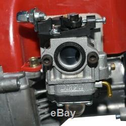 HP Racing 47CC 49CC COMPLETE ENGINE MOTOR 2 STROKE With FUEL TANK POCKET BIKE ATV