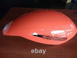 Harley Davidson V Rod Vrsc vrsca vrscb vrscd OEM Airbox Cover Racing Orange