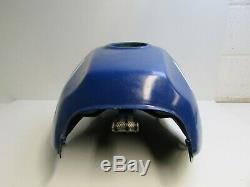 Honda CB500 Race Fuel Tank, Blue, 1997 J31