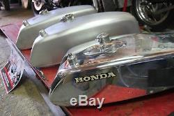 Honda CB750 CR750 Alloy Racing Fuel Tank (DEPOSIT)