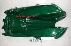 Honda Cb350 Cafe Racer Clubman Racing Custom Green Fuel Petrolgas Tank Reservoir