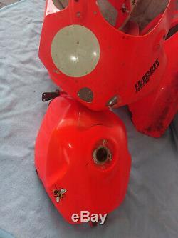 Honda Fireblade cbr954rr SC50 CBR 954 Race Track Fairings incl Tank Panels