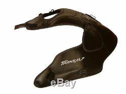 Honda Transalp XL 700 V =2008 Top Sellerie fuel Petrol Gas Tank Cover Black Race