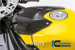 Ilmberger RACING Carbon Fibre Fuel Tank Airbox Cover BMW S1000RR 2015