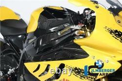 Ilmberger RACING Carbon Fibre Fuel Tank Covers Set Pair BMW S1000RR 2009
