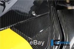 Ilmberger RACING Carbon Fibre Fuel Tank Covers Set Pair BMW S1000RR 2011
