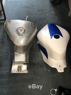 Kawasaki ZX10R 11- 20 Aluminum Big Volume Superbike Tank Race Bike BSB UGP TT NW