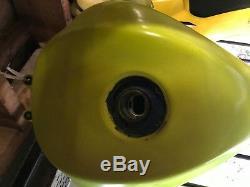 Kawasaki ZX10R fuel tank 04-05-06-07 2004 2005 2006 2007 RACE TRACK BIKE