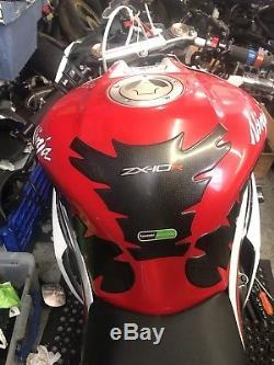 Kawasaki Zx10r 2011 2012 2013 2014 2015 Fuel Petrol Tank Cell Track Race