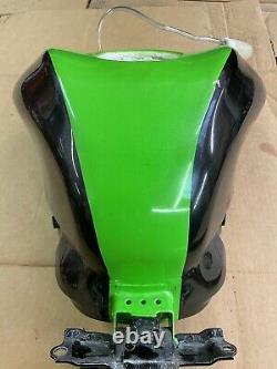 Kawasaki Zx10r C1h C2h 2004 2005 Modified Fuel Petrol Tank Race Track Ex Bsb