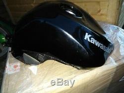 Kawasaki Zx6r petrol tank 09 (Race Track)
