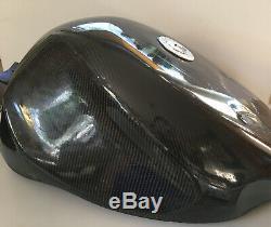 Kawasaki Zx 7 RR Zx 7 R Carbon Race Tank Carbon Race Fuel Tank E40625/K1