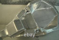 MV Agusta F3/B3 Tank Aluminum L 19.5 Complete Cap Race
