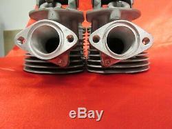 Matchless G12 CSR Racing Manifolds