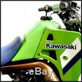 New 1986 1987 Kawasaki Tecate 3 Fuel Gas Tank Atv Racing Calvmx