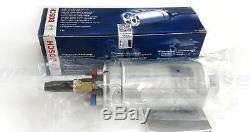 New Genuine Bosch 044, 0580254044 Inline Motorsport Fuel Pump