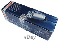 New Genuine Bosch 044 In-line External Fuel Pump 0580254044 Security Coded