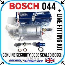 New Genuine Bosch 0580 254 044 Pump + Line Fitting Kit