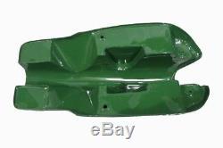 Norton Commando Fastback Gas Fuel Tank British Racing Green Painted GEc
