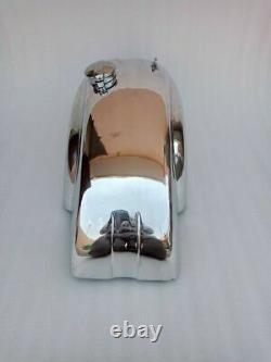 Norton Manx Wideline Featherbed Triton Aluminium Race Petrol tank