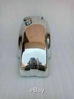 Norton Manx Wideline Featherbed Triton Aluminum Race Gas Fuel Petrol tank New