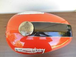 Oem Harley-davidson 1958-1964 Sportster Gas Tank Factory Racing Colors