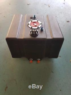 Race Car Fuel Cell Tank 40L With Fittings