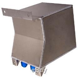 Racing Lightweight Aluminum 2.5 Gallon universal 10L Fuel Cell Tank