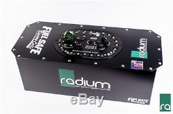 Radium Fuel Race Safe Cell Set Up 12 Gallons With Surge Tank