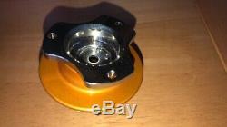 Rapfix Ball Lock System Works Bell Quick Release Steering Wheel Hub Race Car