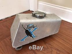 Rare Vintage Margay Race Kart Fuel Tank Gas Part