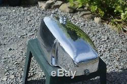 Rickman style Handmade alloy tank Rickman Metisse / Road race / Cafe Racer tank