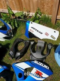 SERT Suzuki Endurance Racing Fairings Gsxr 1000 K9-L6 Yoshimura superbike EWC