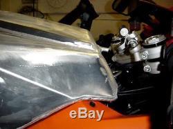 Serbatoio Benzina Alluminio Ktm Rc8 Racing /ktm Alluminium Tank Rc8 Model
