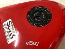 Serbatoio benzina alluminio 24L Gas Tank FEBUR Racing Ducati 1098 1198