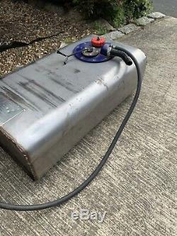 Stainless steel fuel tank, Race Tank
