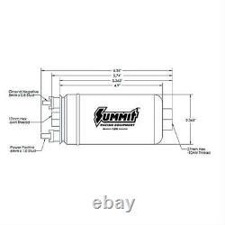 Summit Racing High-Flow In-Tank Fuel Pump SUM-250111