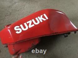 Suzuki GSXR750 GSXR 750 Slabside Petrol Fuel Tank (Converted For Racing)