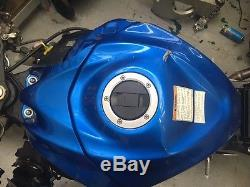 Suzuki Gsxr1000 L4 2014 Fuel Petrol Tank Race Track Spare Bike Breaking Spares