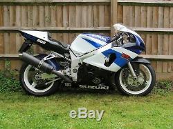 Suzuki Gsxr 600 750 K1 K2 K3 Track Race Fairing & Fuel Tank 2001 2002 2003