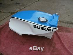 Suzuki RG 500 Race MK 4-5-6 Replica Fuel Tank