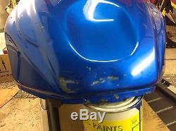 Suzuki gsxr 600 gsxr 750 petrol tank l1-l6 race track spare