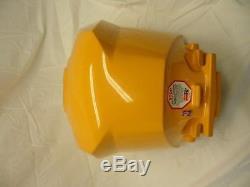 Triumph Daytona 600 / 650 04-05 Fuel Tank Racing Yellow T2400654-fa