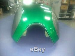 Triumph Trident British Racing Green Fuel Tank