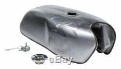 Universal Retro Racing Benzintank Tankdeckel+Benzinhahn für BMW oder Scrambler