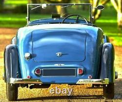 Vintage 1930's Bentley Derby/Rolls-Royce Phantom Petrol Filler Cap Neck, VSCC