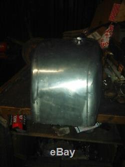Vintage classic Triumph bsa Honda special alloy racer racing Petrol tank. Harris